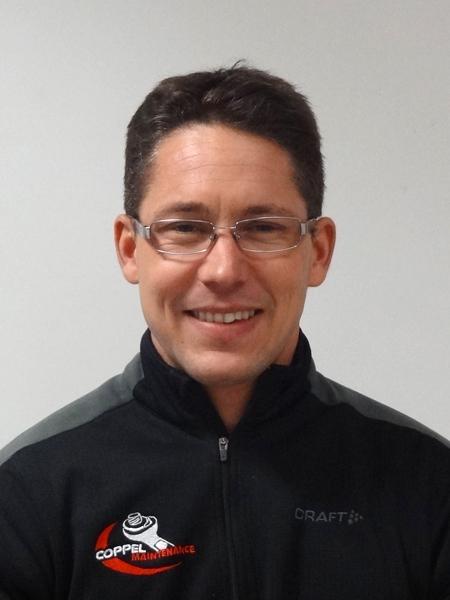 Cédric Perret, Chef d'Équipe Chantier