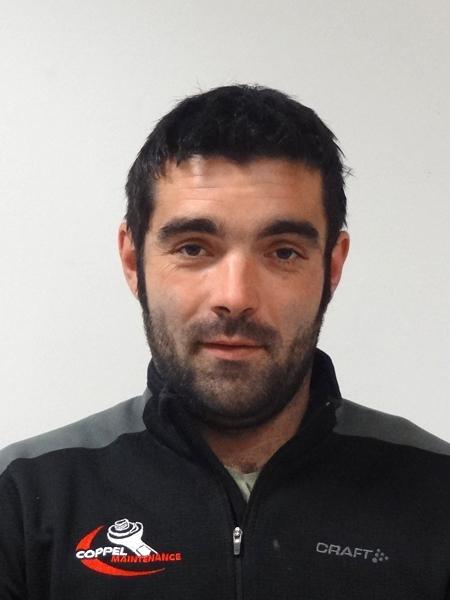 Mathieu Maure, Chef d'Équipe Chantier