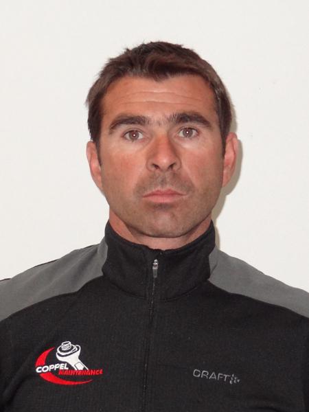 Stéphane Chevalier, Chef d'Équipe Chantier