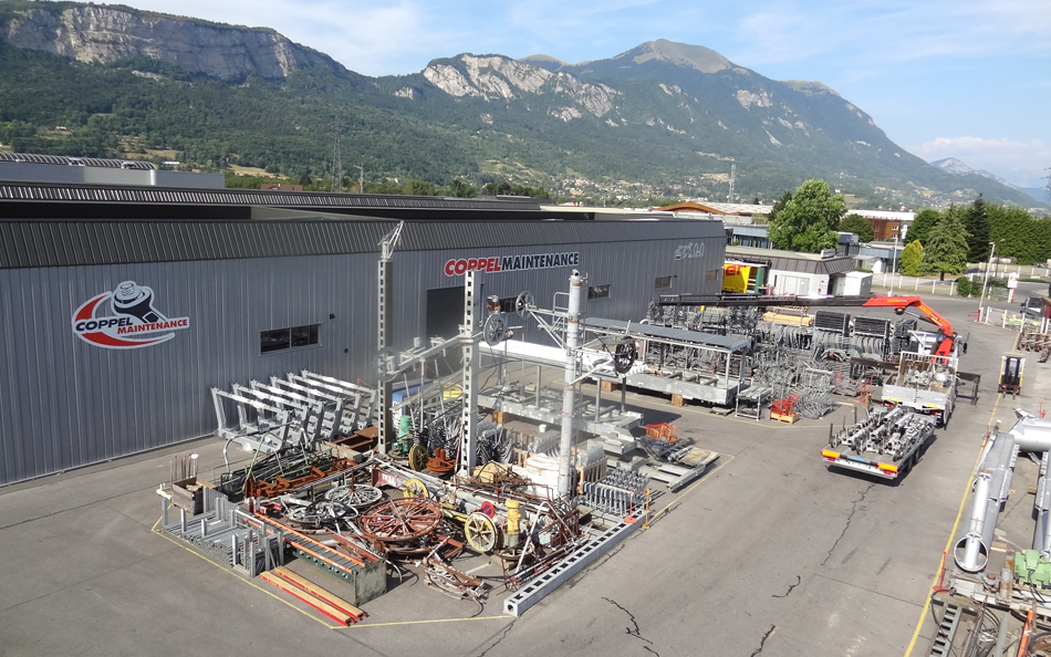 Coppel Maintenance Saint-Pierre-en-Faucigny
