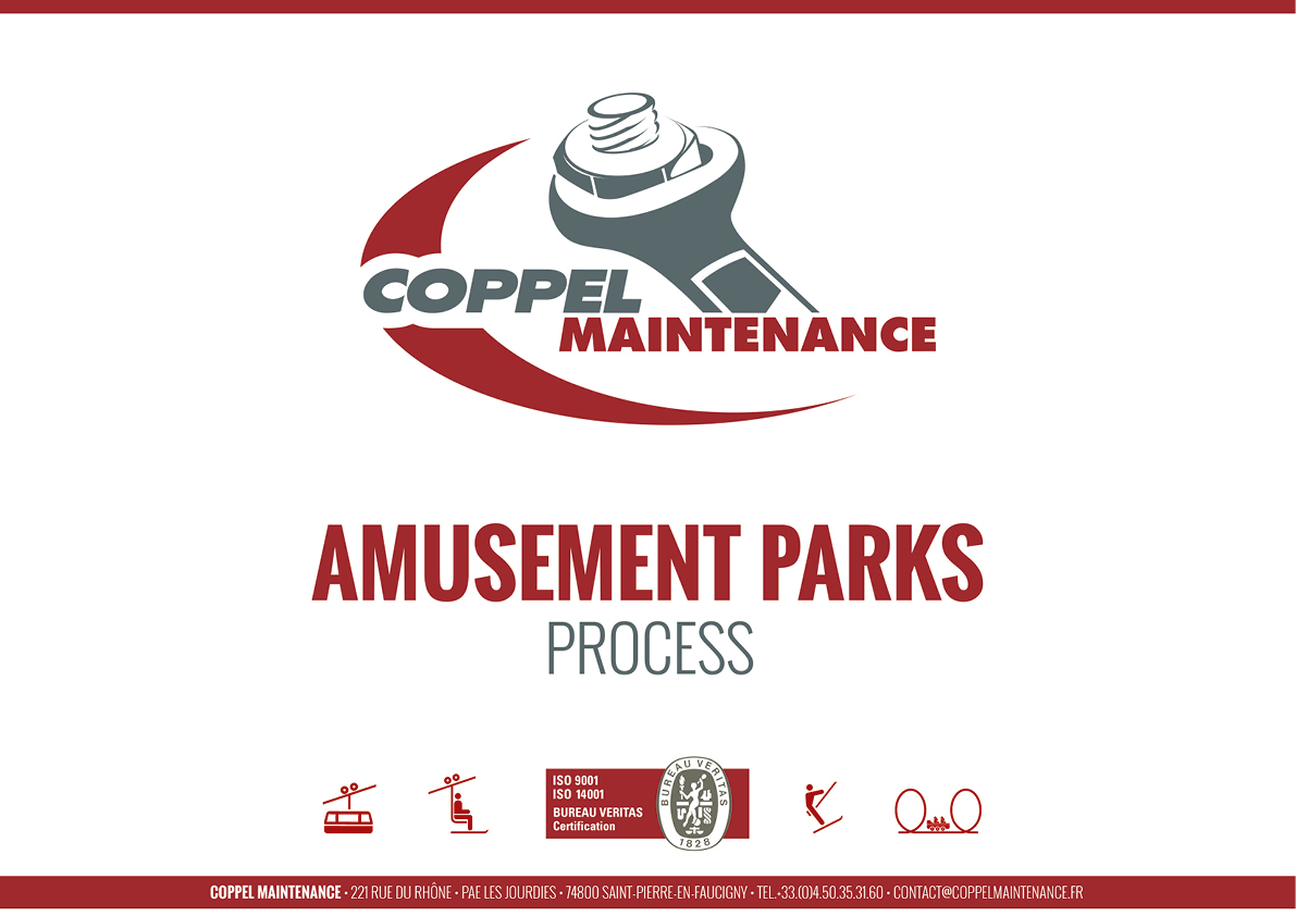 Amusement parks Coppel Maintenance